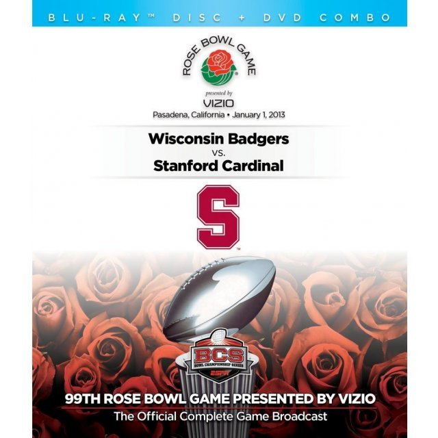 2013 Rose Bowl Presented by Vizio [Blu-ray+DVD]