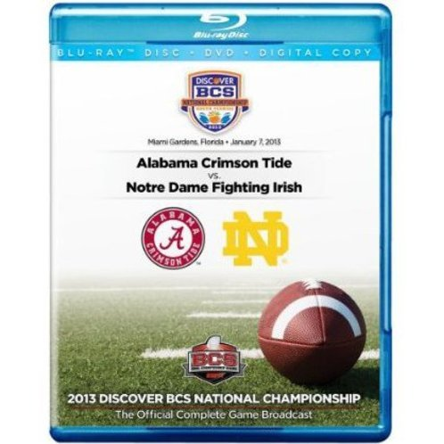 2013 Discover BCS National Championship: The Official Complete Game Broadcast