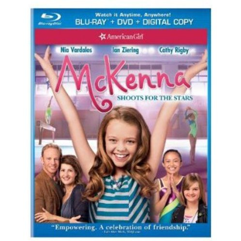 American Girl: McKenna Shoots for the Stars [Blu-ray+DVD+UV Digital Copy]