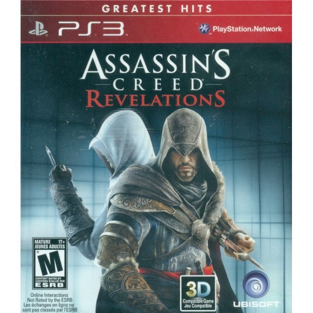Assassin's Creed: Revelations (Greatest Hits)