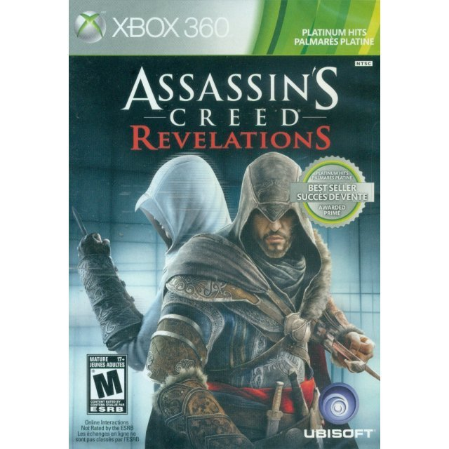 Assassin's Creed: Revelations (Platinum Hits)