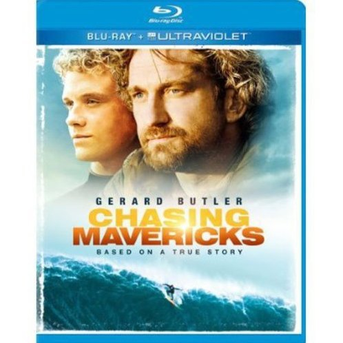 Chasing Mavericks [Blu-ray+UV Digital Copy]