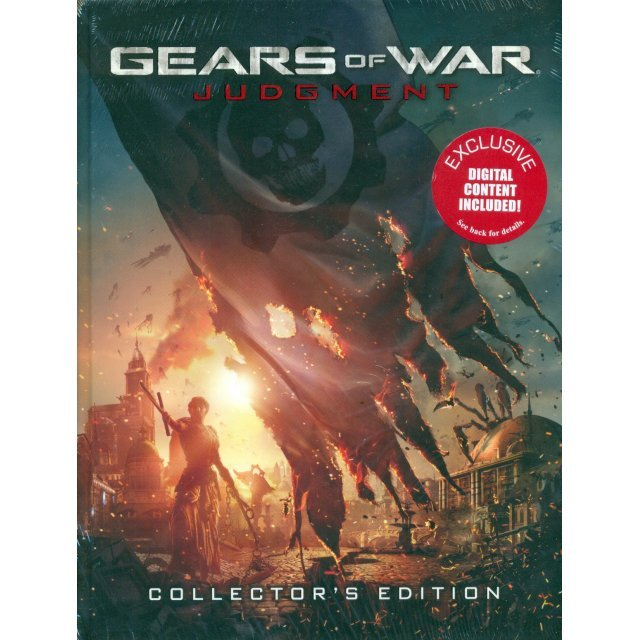 Gears of War: Judgment Collector's Edition Strategy Guide