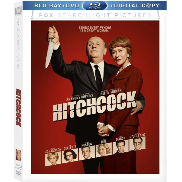 Hitchcock [Blu-ray+DVD+Digital Copy]