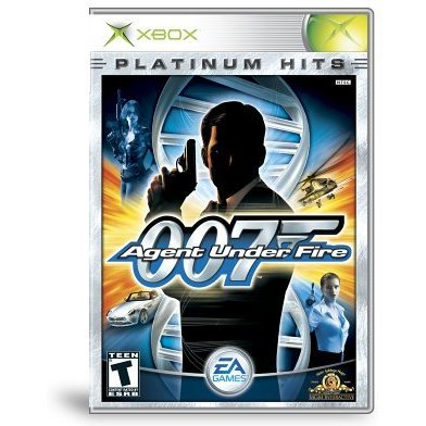 James Bond 007: Agent Under Fire (Platinum Hits)