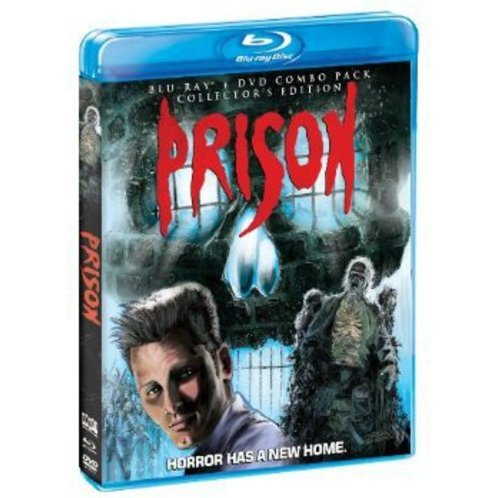 Prison Collector's Edition [Blu-ray + DVD Combo Pack]