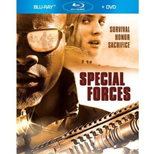 Special Forces [Blu-ray+DVD]