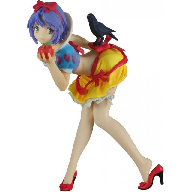 Fairy Tale Figure Vol.5 1/8 Scale Pre-Painted PVC Figure: Snow White and the Crow Classic Ver.