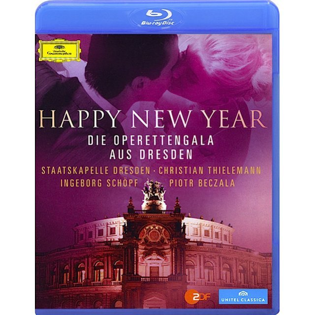 Happy New Year: The Operetta Gala From Dresden