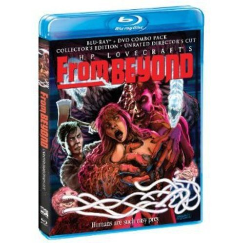 From Beyond [Blu-ray+DVD]