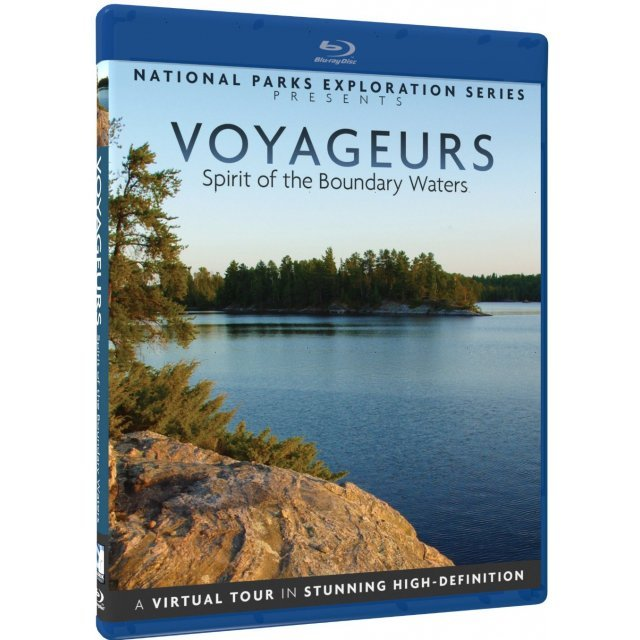 Voyageurs Spirit of the Boundary Waters