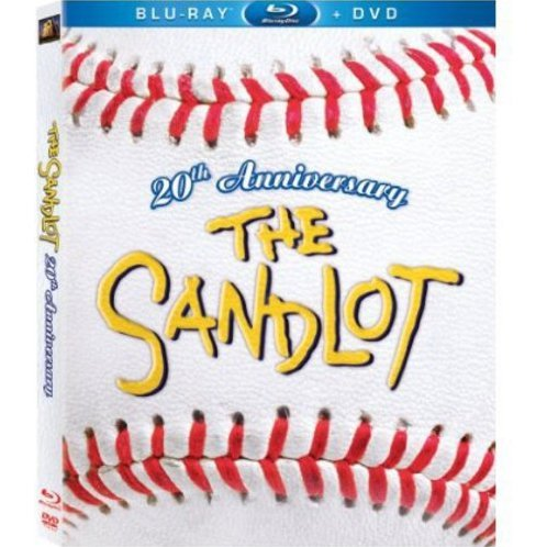Sandlot: 20th Anniversary Edition [Blu-ray+DVD]