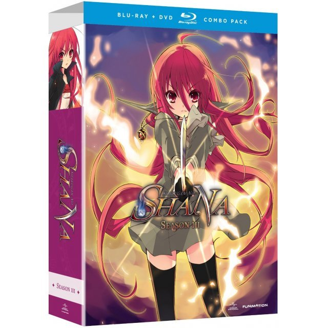 Shakugan No Shana: Season 3 Part 1 [Blu-ray+DVD]