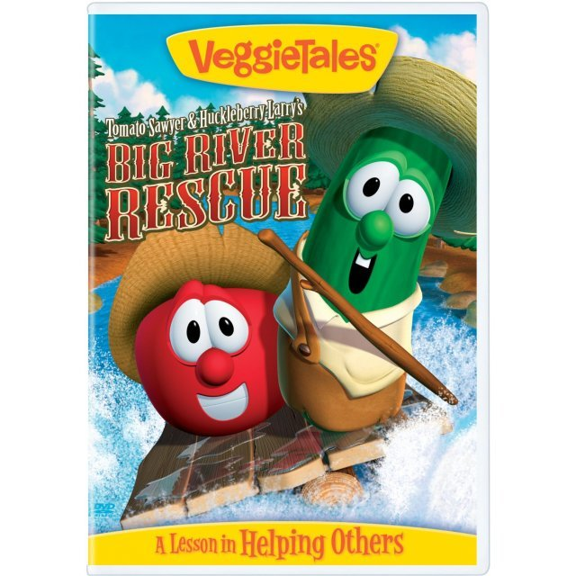 Veggie Tales: Big River Rescue