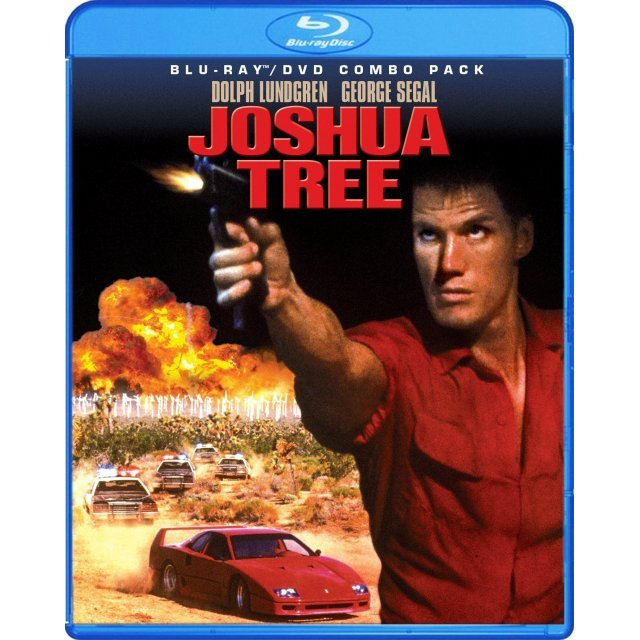 Joshua Tree [Blu-ray+DVD]