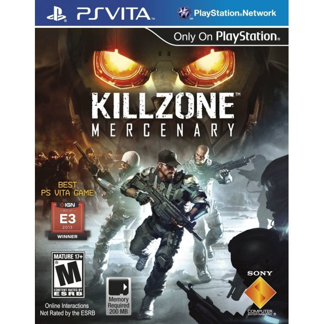 Killzone: Mercenary (Chinese & English)