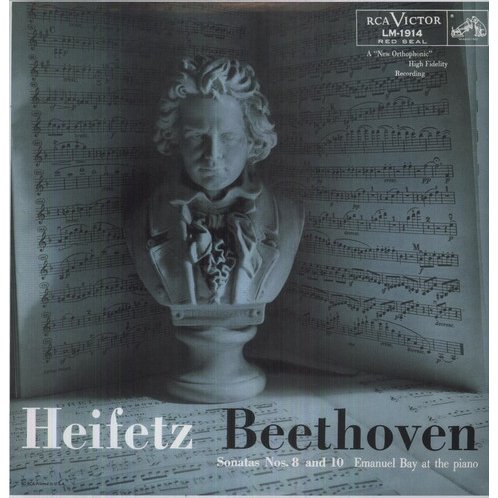 Beethoven Sonatas Nos. 8 and 10