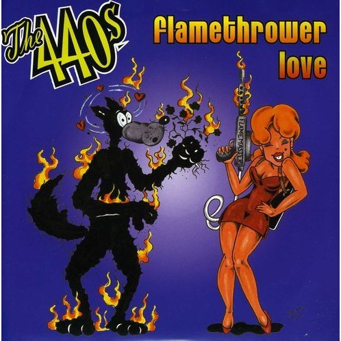 Flamethrower Love