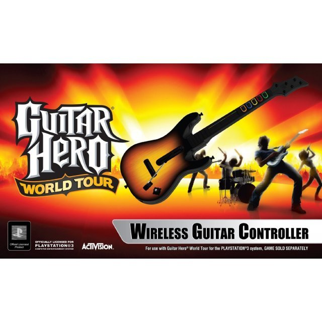 Guitar Hero World Tour (Stand-Alone Guitar)