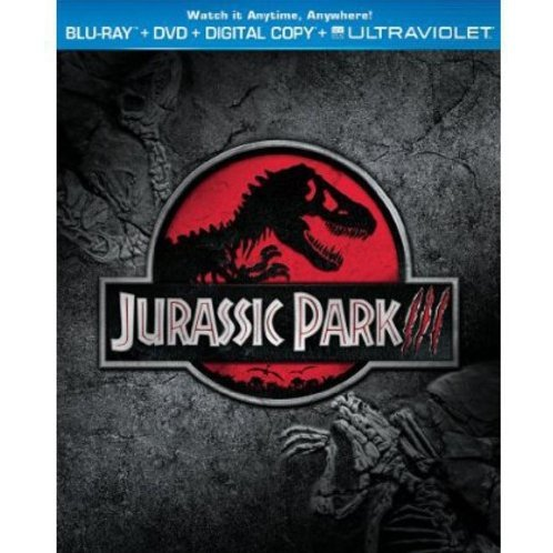 Jurassic Park 3 [Blu-ray+DVD+UV Digital Copy]