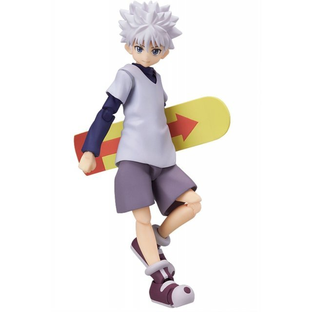figma Hunter X Hunter: Killua Zoldyck (Re-run)