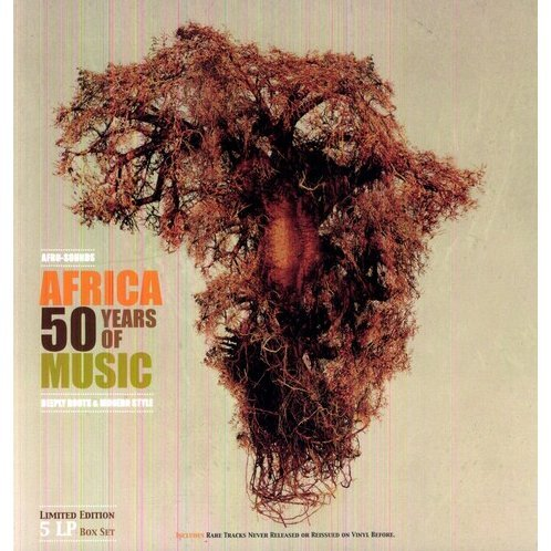 Africa 50 Years of Music