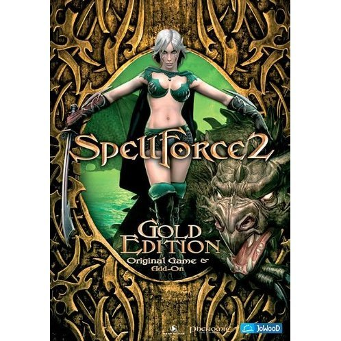 Spellforce 2: Gold Edition (DVD-ROM)