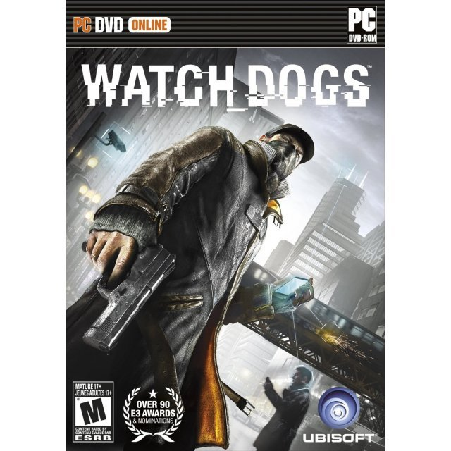 Watch Dogs (DVD-ROM)
