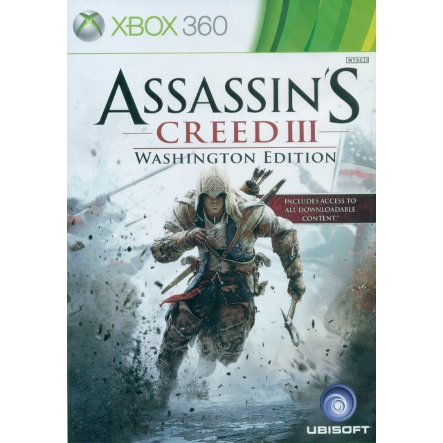 Assassin's Creed III: The Tyranny of King Washington (English Version)