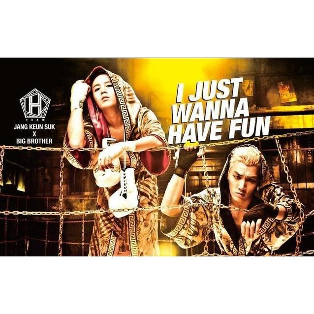 I Just Wanna Have Fun (Version B) [CD+DVD]