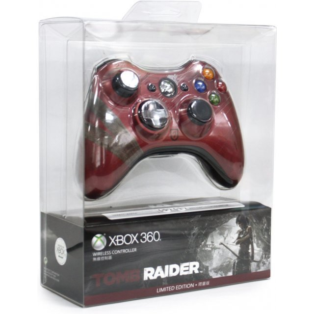 Tomb Raider Wireless Controller (Limited Edition)