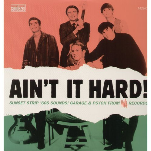 Ain't It Hard!-the Sunset Strip Sound