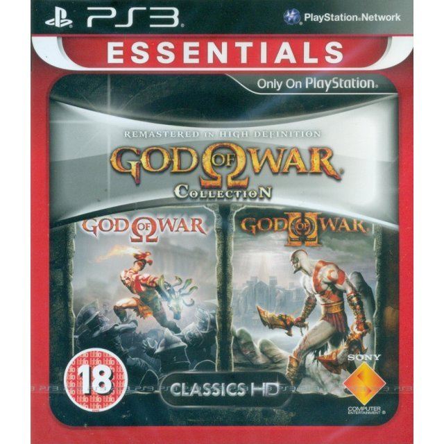 God of War Collection (Essentials)