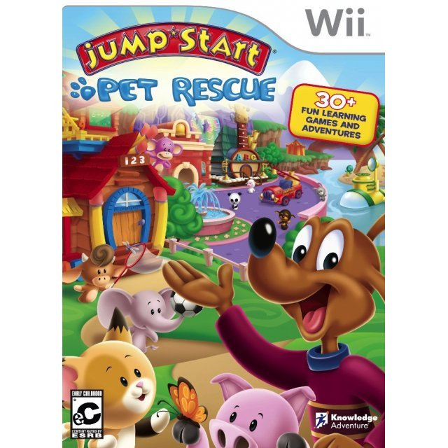 JumpStart: Pet Rescue