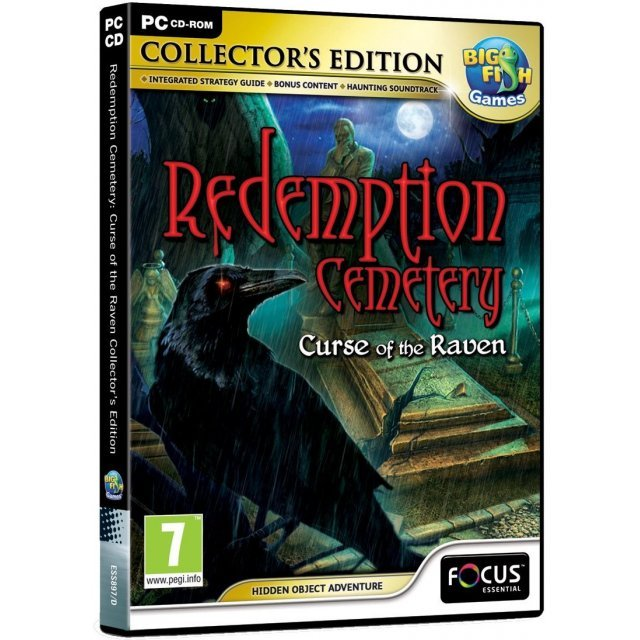 Redemption Cemetery: Curse of the Raven (Collector's Edition) (DVD-ROM)