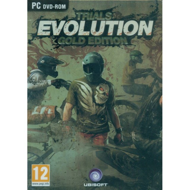 Trials Evolution: Gold Edition (Steelbook) (DVD-ROM)