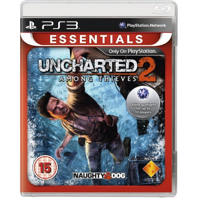Uncharted 2: Among Thieves (Essentials)