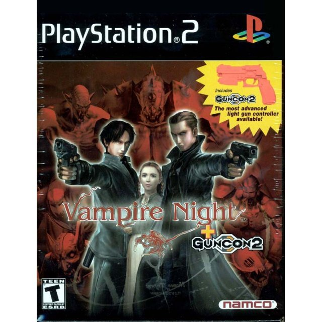 Vampire Night (with Guncon 2)