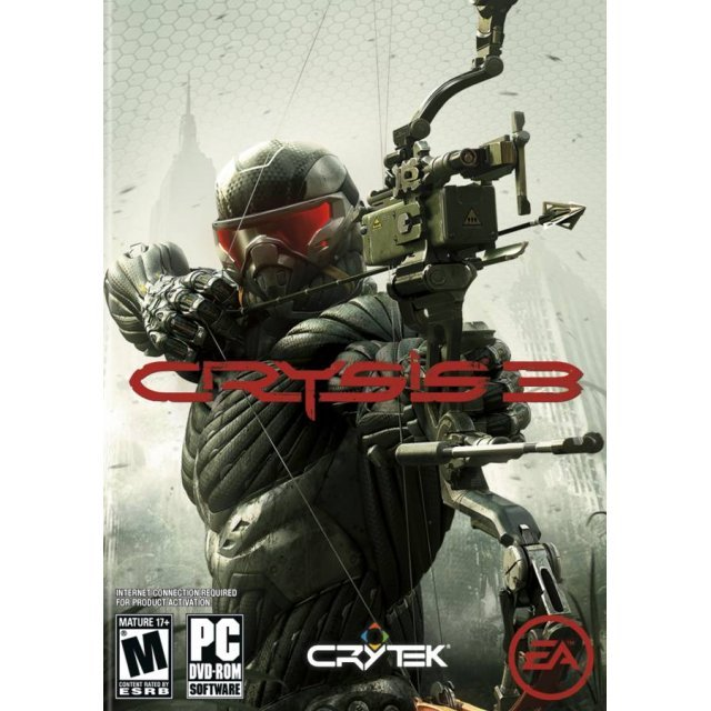 Crysis 3 (DVD-ROM) (English Version)