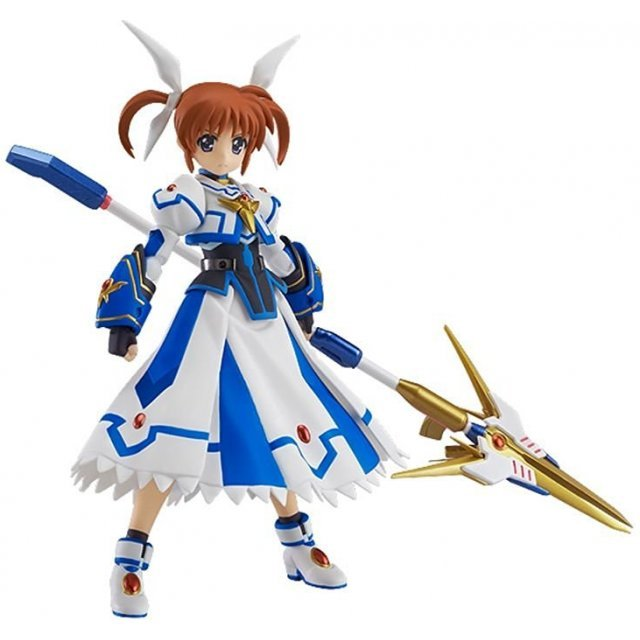 figma Magical Girl Lyrical Nanoha The MOVIE 2nd A`s: Takamachi Nanoha: Excelion Mode ver.