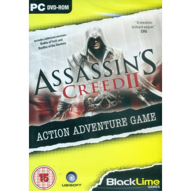 Assassin's Creed II (DVD-ROM)