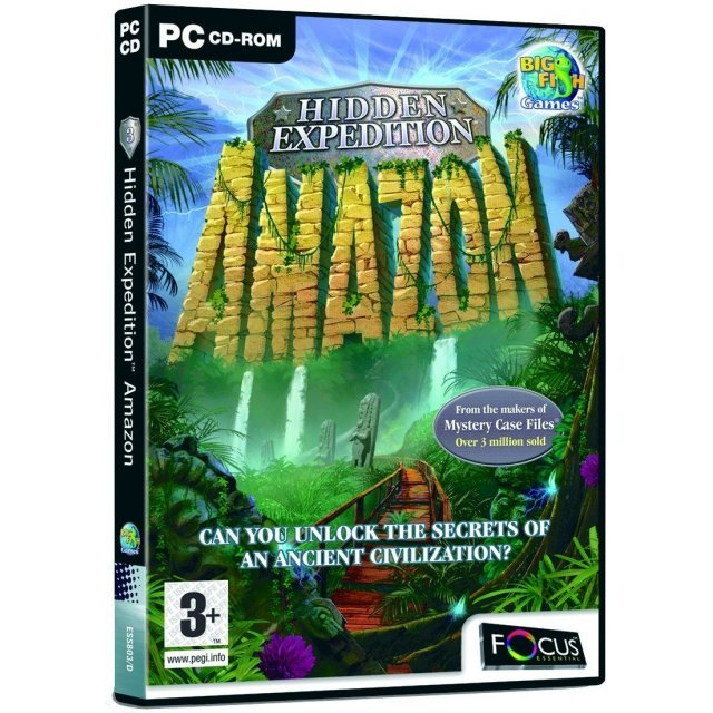 Hidden Expedition: Amazon (DVD-ROM)