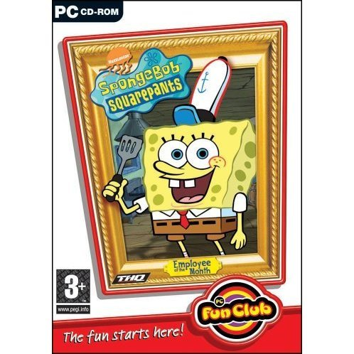 SpongeBob SquarePants: Employee of the Month (DVD-ROM)