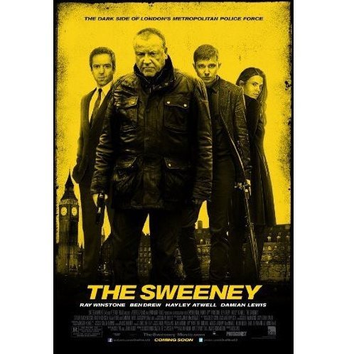 The Sweeney [Blu-ray+DVD]
