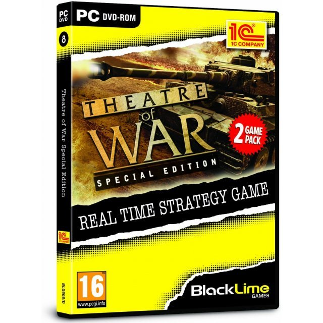 Theatre of War (Special Edition - Black Lime) (DVD-ROM)