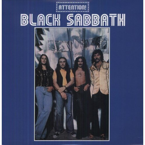 Attention Black Sabbath Vol. 2