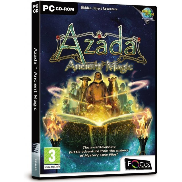 Azada: Ancient Magic (DVD-ROM)