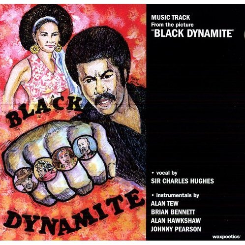 Black Dynamite Soundtrack