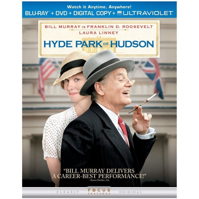 Hyde Park on Hudson [Blu-ray+DVD+UV Digital Copy]