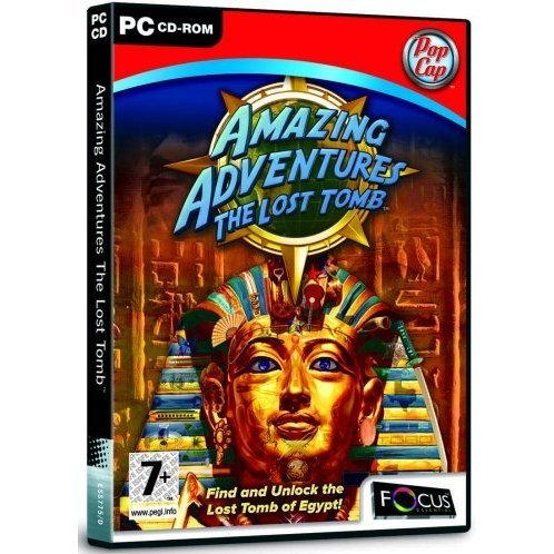 Amazing Adventures: The Lost Tomb (DVD-ROM)